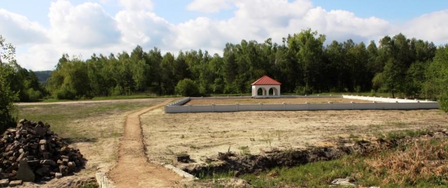 Rawa-Ruska im Mai 2014